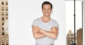 Andrew Scott: 'Being gay certainly wasn't allowed' by the Catholic Church when he was a boy. Photograph: Aaron Richter/New York Times
