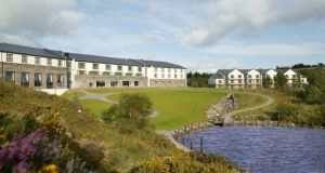 Win a two night family break at the luxury four star Sneem Hotel