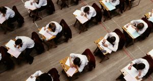 There is a  shortage of examiners just over a week  before the start of the Junior and Leaving Cert. Photograph: The Irish Times