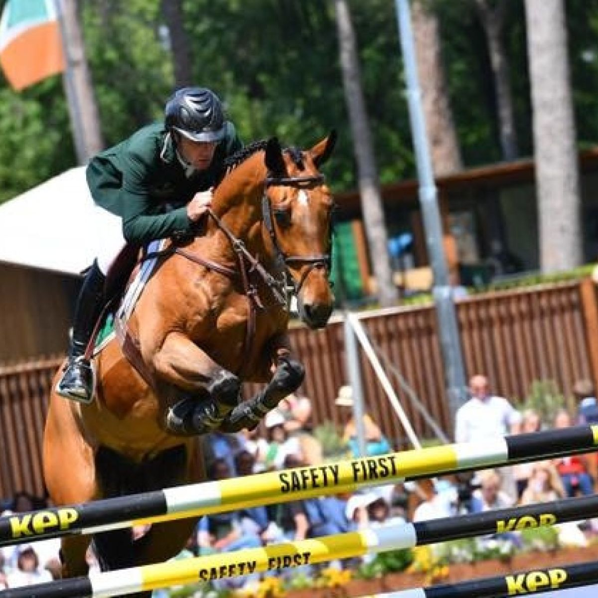 Equestrian: Ireland fall narrowly short in Nations Cup quest