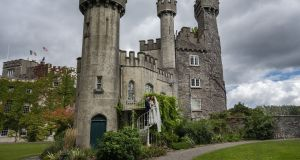 Luttrellstown Castle near Castleknock in Dublin, which is set to be upgraded