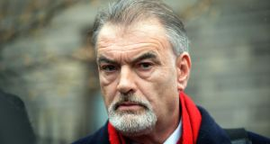 If convicted, Ian Bailey could be sentenced to 30 years in prison. Photograph: Eric Luke/The Irish Times