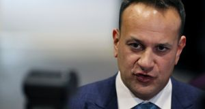 "Taoiseach Leo Varadkar: there is ""no need for an election"" if the Government can continue to get its agenda through the Oireachtas. Photograph: Brian Lawless/PA"