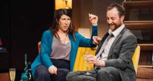 All Mod Cons: Mariah Louca and Chris McCurry in Erica Murray's play