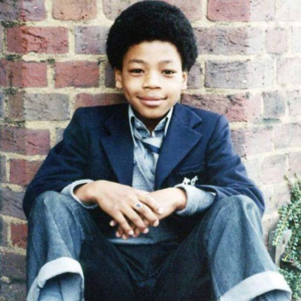 Grange Hill: the late Terry Sue-Patt as Benny Green. Photograph: BBC