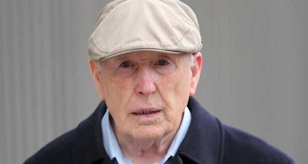 Retired surgeon Dr Michael Shine is serving a four year           jail term for the sexual abuse of seven male patients.           Photograph: Collins