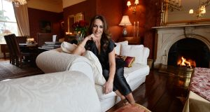 Lorraine Keane at  home in Monkstown. Photograph: Alan Betson