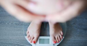 'If you are obese, it is harder to get pregnant and, when you do, the complication rates are higher in terms of issues like Caesareans and diabetes.' Photograph: iStock