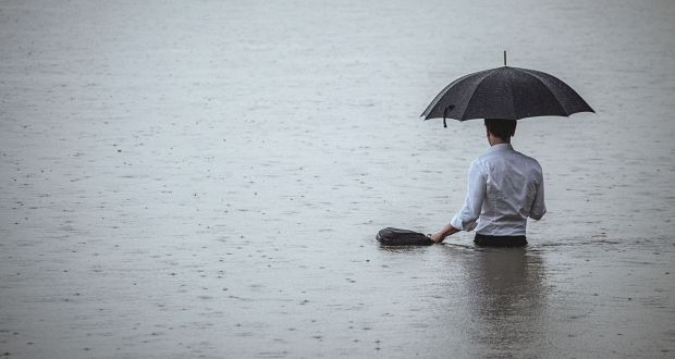 Sometimes moving through life feels like wading through a thick ...