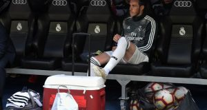 Gareth Bale doesn't wan't to leave Madrid without the money