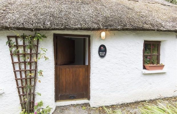 Briar Rose Cottage in Aglish, Co Waterford, which is on the market