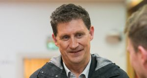 Green party leader Eamon Ryan: may be a national treasure. Photograph: Ryan  Gareth Chaney Collins