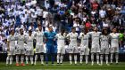 A report from KPMG says the Real Madrid is the world's most valuable club at €3.2 billion. Photograph: PIERRE-PHILIPPE MARCOU/AFP/Getty Images