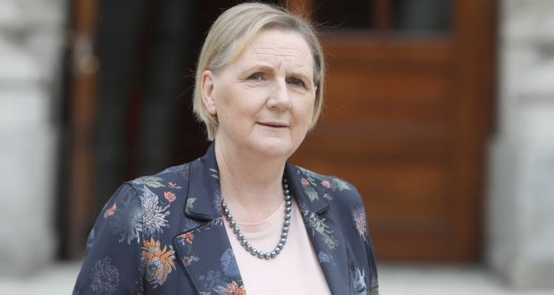 Bríd Horan, co-chairwoman of the Balance for Better Business group: changes required are not just 'a numbers game'. Photograph: Leah Farrell / RollingNews.ie.