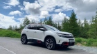 Our Test Drive: the Citroën C5 Aircross