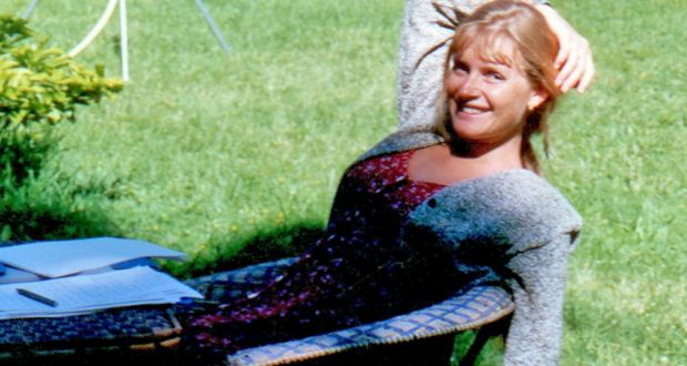 A file image of Sophie Toscan du Plantier whose badley beaten body was found near Schull in west Cork in December 1996 . Photograph: AFP/Family Handout