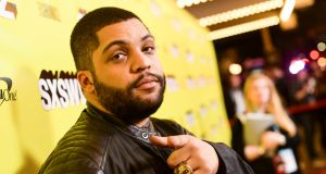 O'Shea Jackson jnr attends the 'Long Shot' premiere at the Paramount Theatre  in Austin, Texas, in March 2019. Photograph: Matt Winkelmeyer/Getty Images for SXSW