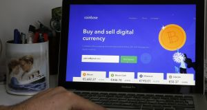 How to trade cryptocurrency on coinbase