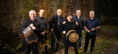 THIRTY YEARS ON THE ROAD: Sligo traditional music group Dervish are to be given a reception by the Cathaoirleach of Sligo County Council at the county hall to mark the band's 30 years performing. Photograph: Colin Gillen/framelight.ie