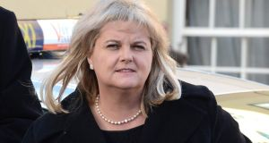 Angela Kerins was the subject of an in-depth inquiry by the PAC in 2014 about the finances of Rehab, including her own remuneration. Photograph: Cyril Byrne