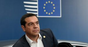 Already the Greek prime minister Alexis Tsipras has called an election following his party's poor showing in Europe. Photograph: John Thys/Pool via Reuters