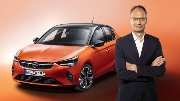 Opel chief executive Michael Lohscheller: 'We have become a completely different company in the last two years'