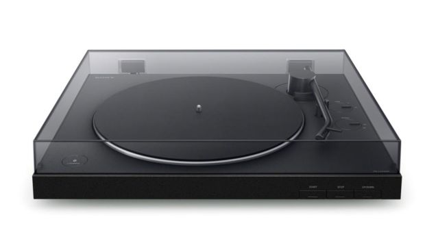 The Sony turntable with Bluetooth connectivity €269.