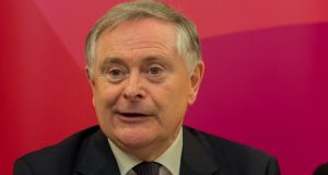 Labour Party Party leader Brendan Howlin: said meeting 	'went well. File Photograph: Gareth Chaney/Collins