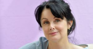 Marian Keyes: the novelist made the remarks as she announced the shortlist for the inaugural Comedy Women in Print Prize. Photograph: Alan Betson