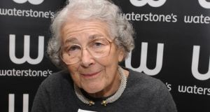 Judith Kerr has died at the age of 95. File photograph: Rune Hellestad/Corbis/Getty Images