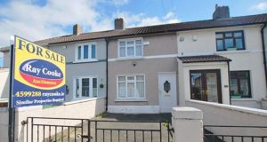 One option in Dublin for a buyer on an income of €37,000 is a two-bedroom house on Clonard Road in Crumlin, Dublin 12, which is asking €199,000.