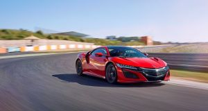 'Hybrids are supposed to be powered by a mixture of petrol and electricity, but the NSX's engine note will have you convinced that this one runs on venom and rage.'