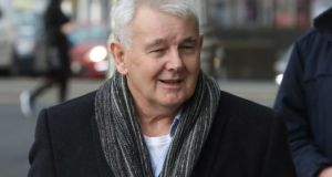John Gilligan (67) was arrested last August by Border Force officers before boarding a flight to Spain at Belfast International Airport.  File photograph: Collins Courts