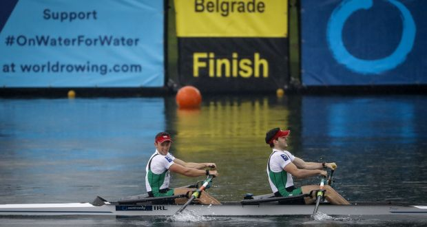 Gary O'Donovan interview: 'I get to row with the fastest man in the