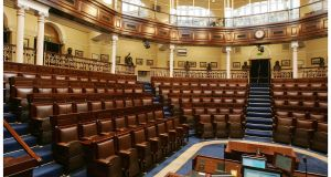 The chairman of the Oireachtas Committee on Culture, Heritage and the Gaeltacht said   most committees were finding it very difficult to achieve a quorum. File photograph: The Irish Times