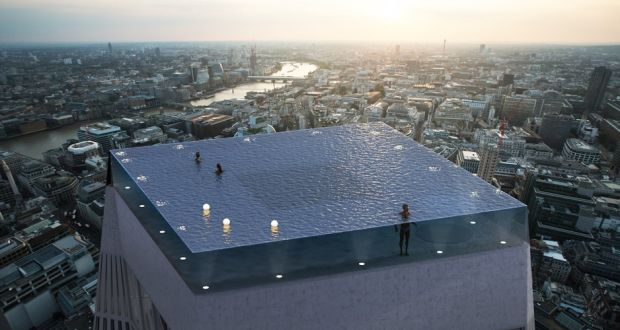 Meet the sky-pool: Are skyscraper infinity pools the next big thing?