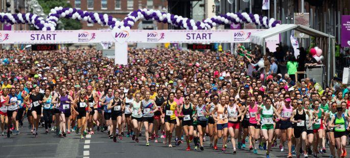 In Pictures The 37th Womens Mini Marathon In Dublin