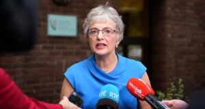 "Minister Children and Youth Affairs Katharine Zappone. A spokesman for  the Minister said that ""overall"" her department did not expect to see an increase in ""average"" school-age childcare fees. Photograph: Eric Luke"