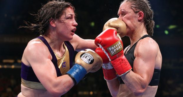 Once Madisons Most Controversial Work >> Controversy Around Katie Taylor S Points Win Over Persoon