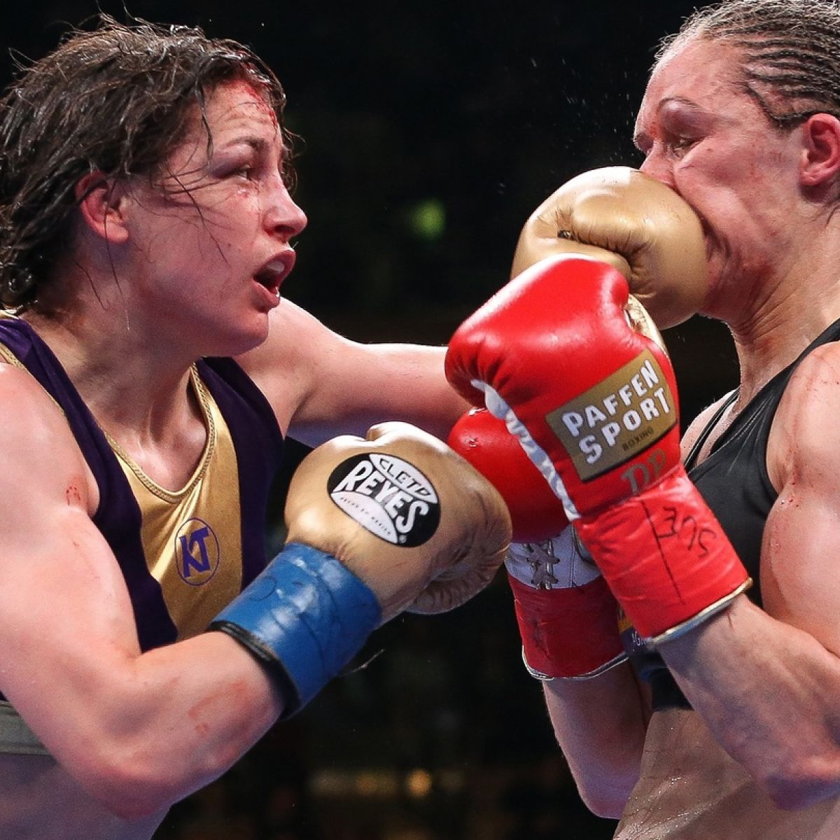 Controversy around Katie Taylor's points win over Persoon