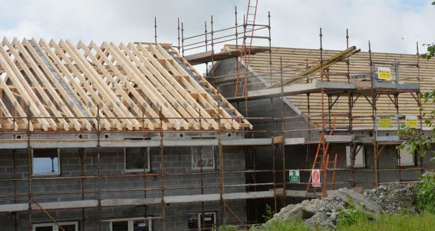 Dublin City Council 'affordable homes' starting at €116,000