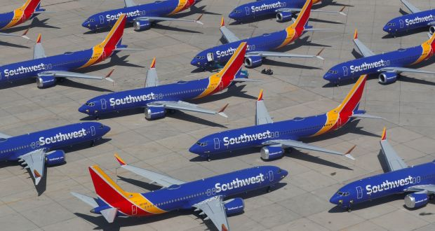 FAA gives airlines 10 days to repair Boeing 737 wing parts
