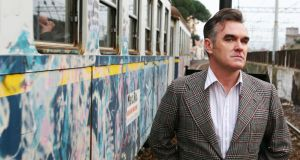 Morrissey has given support to Brexit, and the far-right party For Britain