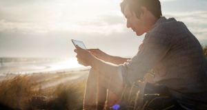 Check  roaming fees if you are travelling outside  the EU. Photograph: iStock