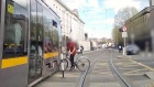 Luas releases CCTV of collisions on streets of Dublin