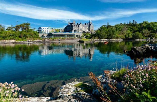 Parknasilla Resort & Spa on the Kenmare River, Co Kerry