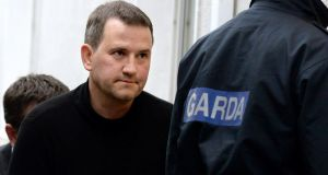 The use of the data, Graham Dwyer claimed, breached his rights, including to privacy, under the Constitution, EU Charter and the European Convention on Human Rights. Photograph: Cyril Byrne