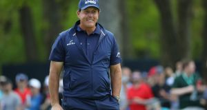 Phil Mickelson will play at the JP McManus Pro-Am in Adare Manor. Photo: Warren Little/Getty Images
