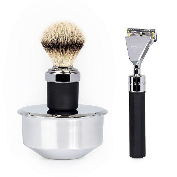 Shaving set from Marram and Co
