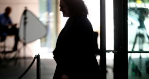 Andrea Nahles: after just 400 days in the job, the SPD leader has handed back the most poisoned chalice in German politics. Photograph: Hannibal Hanschke